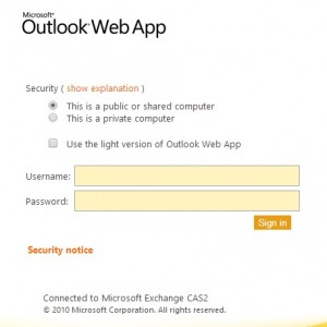 Creating Outlook Account Image 3