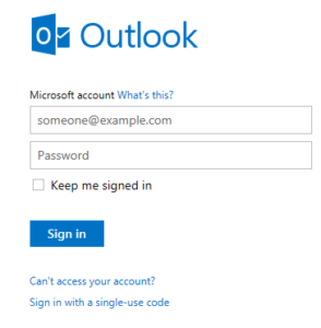 hotmail-login